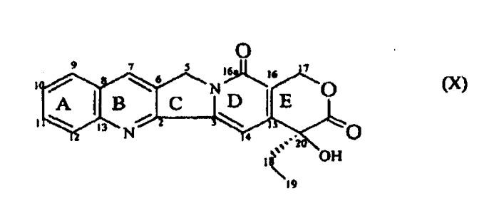Способы получения сложных эфиров камптотецинов