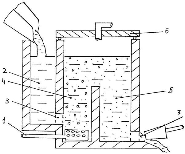 Способ получения отливки из сплавов на металлической основе с мелкодисперсными частицами карбидов