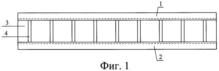 Металлодеревянная двутавровая балка