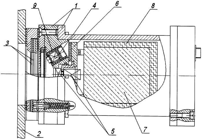Устройство для рентгенорадиометрического анализа состава жидких сред