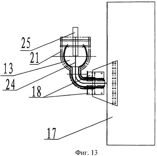 Выводное устройство обмотки реактора и реактор со стальным сердечником