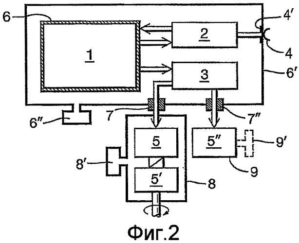 Устройство для эксплуатации управляемого средства установки