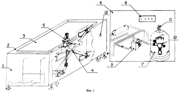 Полимерное покрытие и устройство сухой иммерсии