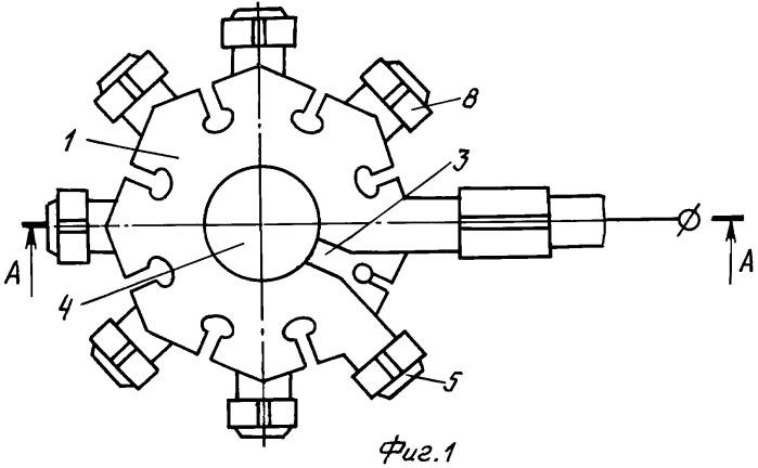 Индуктор для обработки цилиндрических заготовок