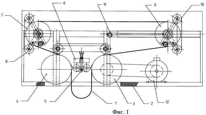 Устройство для резки твердых материалов и его бесконечный рабочий орган