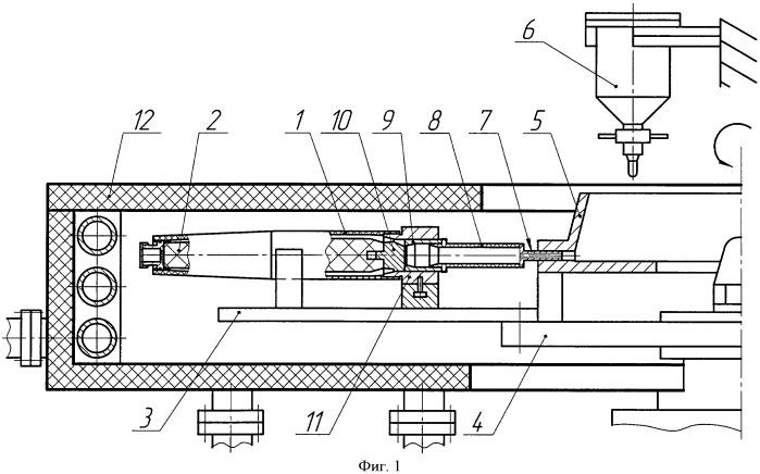 Способ бронирования заряда из баллиститного топлива в корпусе ракетного двигателя
