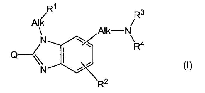 2-замещенные бензимидазолы