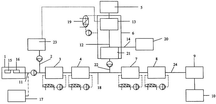 Способ и установка для получения полимерных частиц