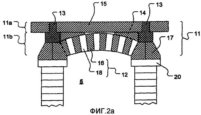 Конструкция пода горизонтальных коксовых печей
