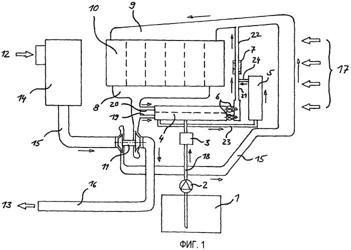 Двигатель внутреннего сгорания с воспламенением от сжатия с распылением топливного воздуха с помощью эфира для транспортного средства и способ распыления топливного воздуха с помощью эфира в двигателе внутреннего сгорания с воспламенением от сжатия для транспортного средства
