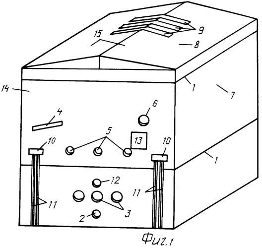 Способ уменьшения потерь тепловой энергии котельной установки во внешнюю среду