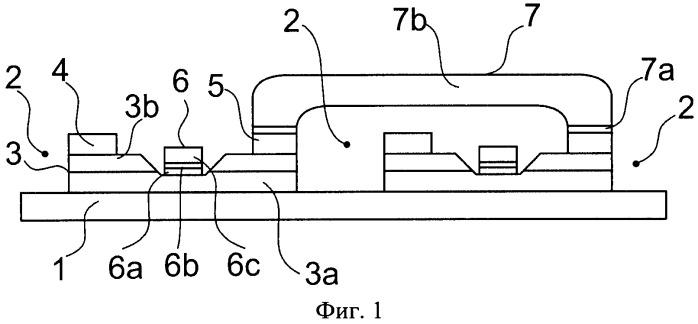 Транзистор на основе полупроводникового соединения