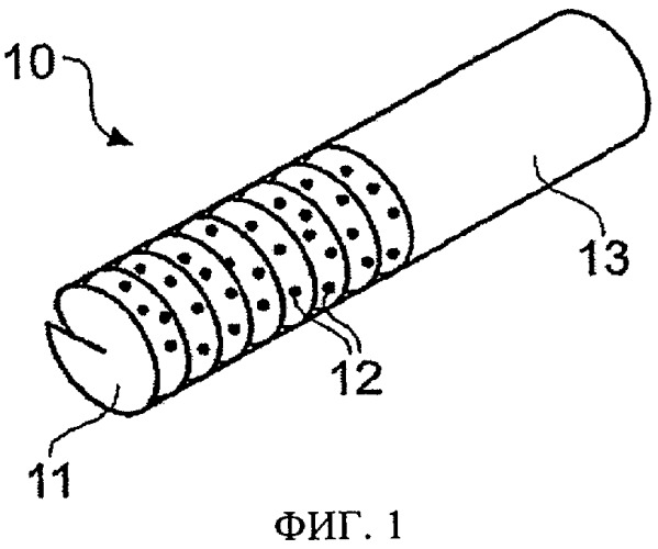 Фильтр табачного дыма и способы его изготовления