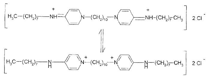 Обладающая антимикробной активностью композиция, содержащая биспиридинийалкан (октенидина дигидрохлорид)