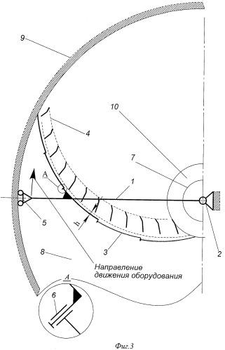 Устройство механического удаления осадка из радиального отстойника