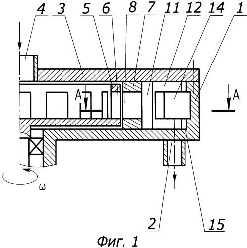 Устройство для физико-химической обработки жидкой среды