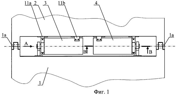 Устройство электромеханического привода аэродинамической поверхности самолета