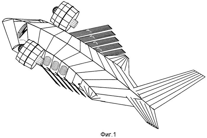 Самолет короткого взлета и посадки