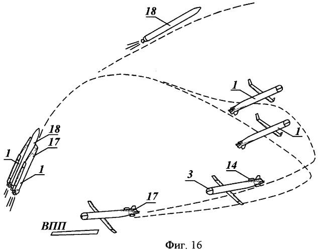 Многоразовый ракетно-авиационный модуль и способ его возвращения на космодром