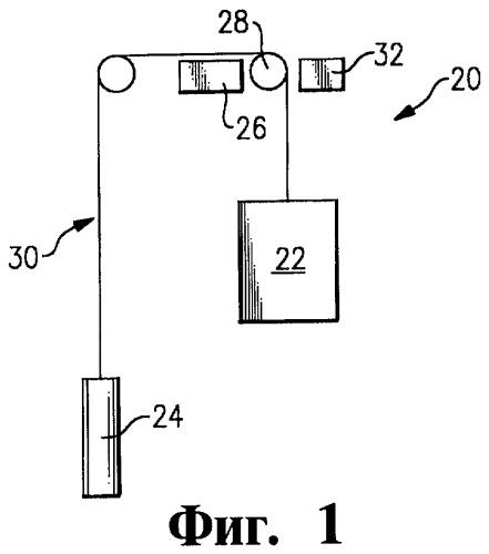 Способ установки несущего узла лифтовой системы и несущий узел лифтовой системы