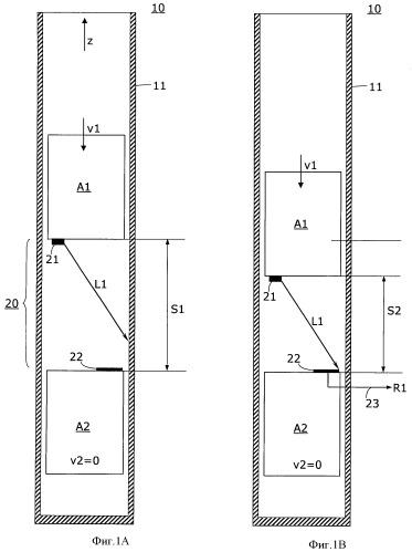 Устройство безопасности для лифтовой установки, а также лифтовая установка с таким устройством безопасности