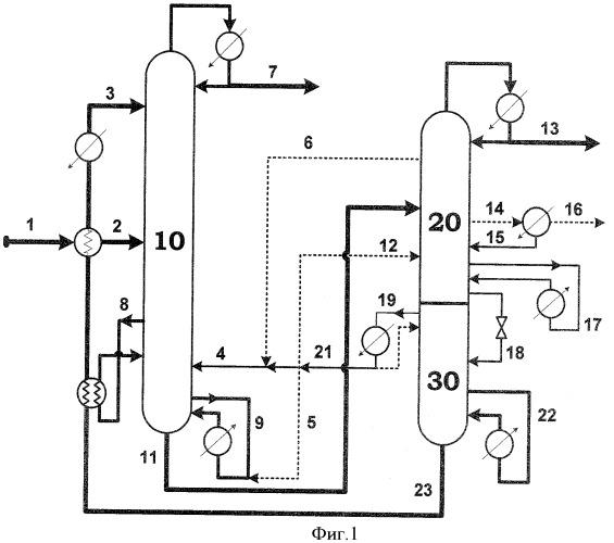 Способ выделения и очистки 1,3-бутадиена из смесей c4-углеводородов