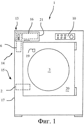 Способ регулирования паровой установки в бытовом устройстве