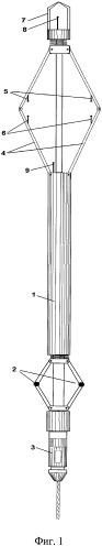 Комплексный прибор для исследования скважин