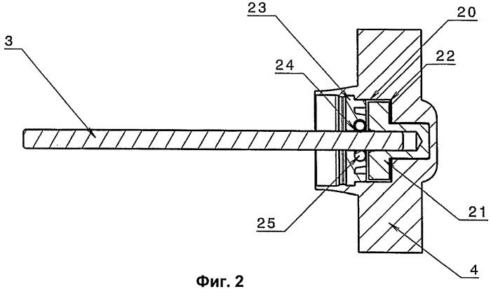 Роторный насос с синхронным электродвигателем и вязкостной муфтой