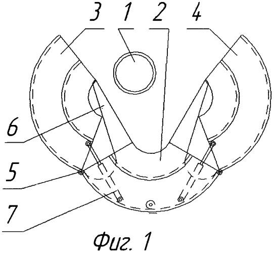 Заглушка трубопроводов с манипулятором