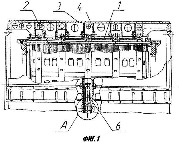 Корпус статора электрической машины