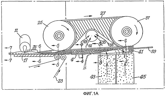 Изготовление табачного стержня с продолжающейся через него цилиндрической трубкой