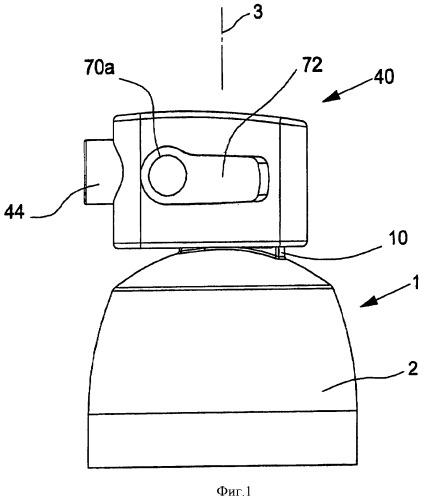 Устройство для обработки воды, в частности фильтровальное устройство и патрон