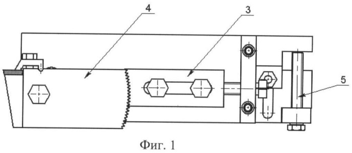 Токарный резец с изменяемым передним углом