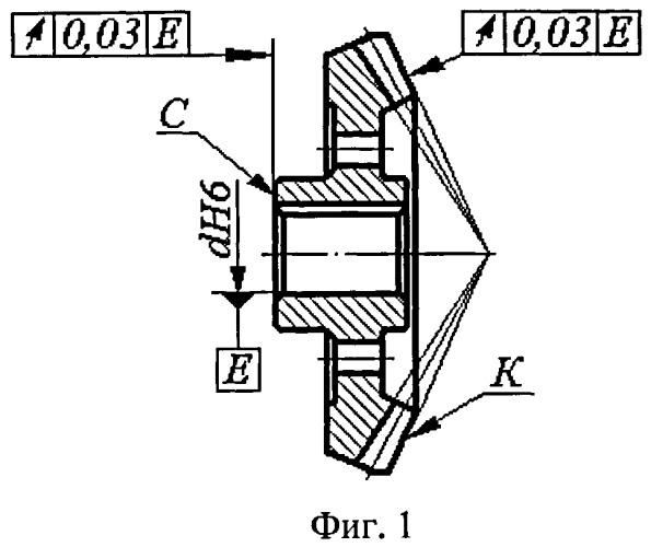 Способ установки заготовок деталей типа дисков