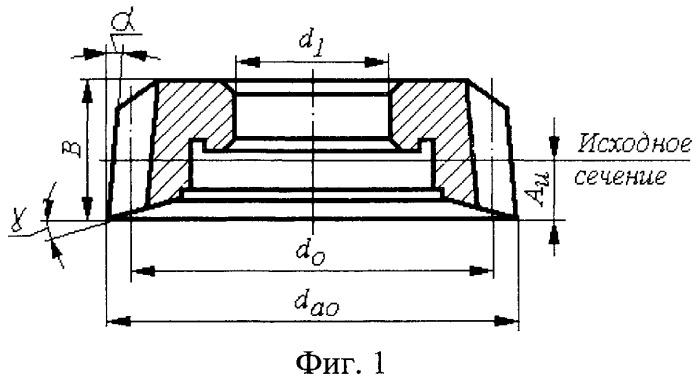 Долбяк для обработки предварительно нарезанных зубчатых колес