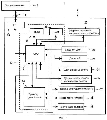 Устройство управления записью, записывающее устройство, способ управления записывающим устройством и носитель записи