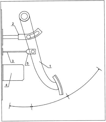 Единая педаль газа и тормоза для автомобиля с автоматической коробкой передач