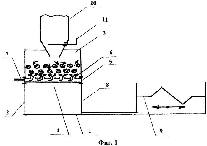 Способ и устройство для получения пористого керамического блока