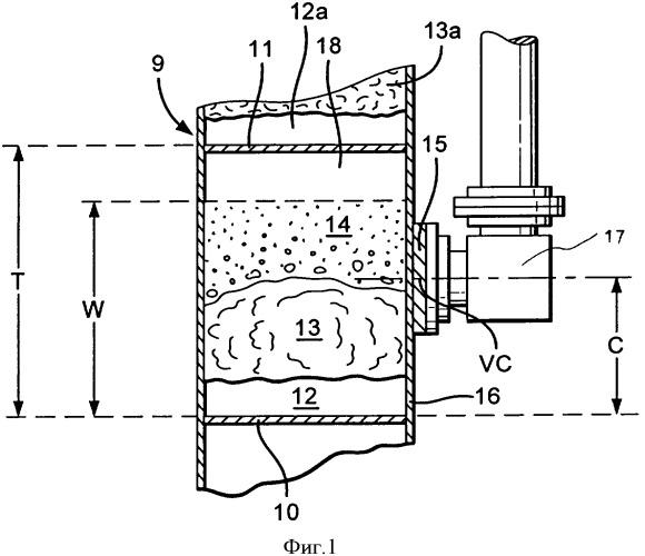 Способ и аппарат для минимизации отложений полимера на технологическом оборудовании, в частности на защитных устройствах