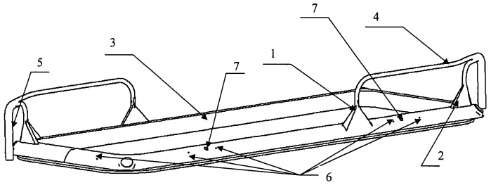 Устройство для сбора и удаления газов из алюминиевого электролизера содерберга