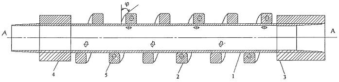 Устройство для очистки ствола скважины от шлама и ликвидации прихвата бурильной колонны