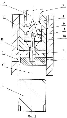 Адиабатическая система впрыска-воспламенения