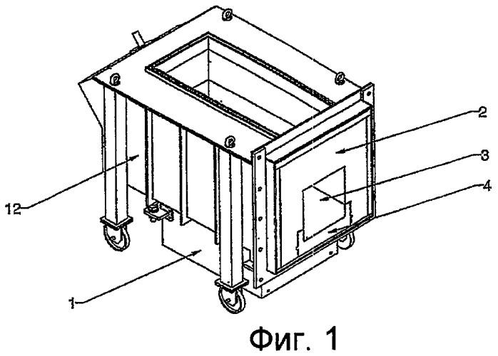 Способ и аппарат для индукционного перемешивания жидкого металла