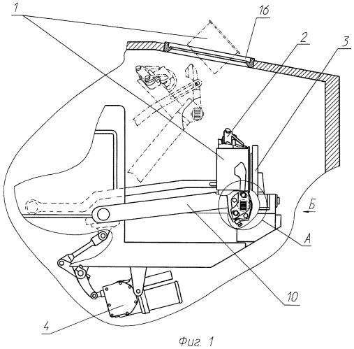 Способ удаления из бронеобъекта экстрактированного после выстрела из пушки поддона заряда боеприпаса и устройство для его осуществления