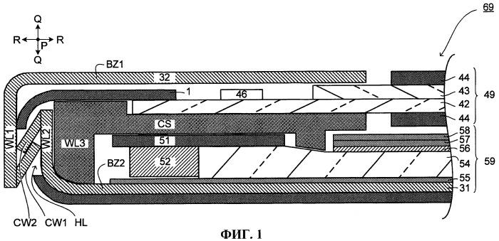 Электронный блок, устройство отображения и электронное устройство