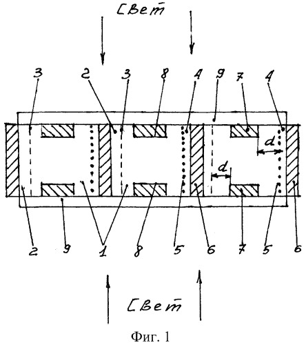 Полупроводниковый фотоэлектрический преобразователь и способ его изготовления (варианты)