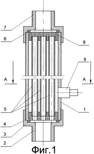 Бытовой универсальный фильтр для очистки жидкостей