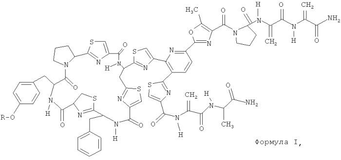 Новые антибактериальные соединения