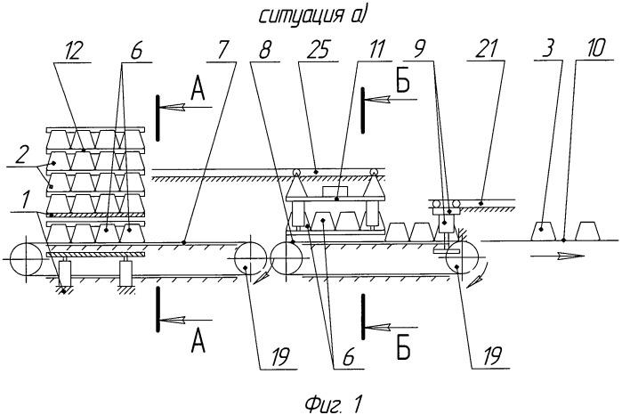 Шпалопитатель звеносборочной линии